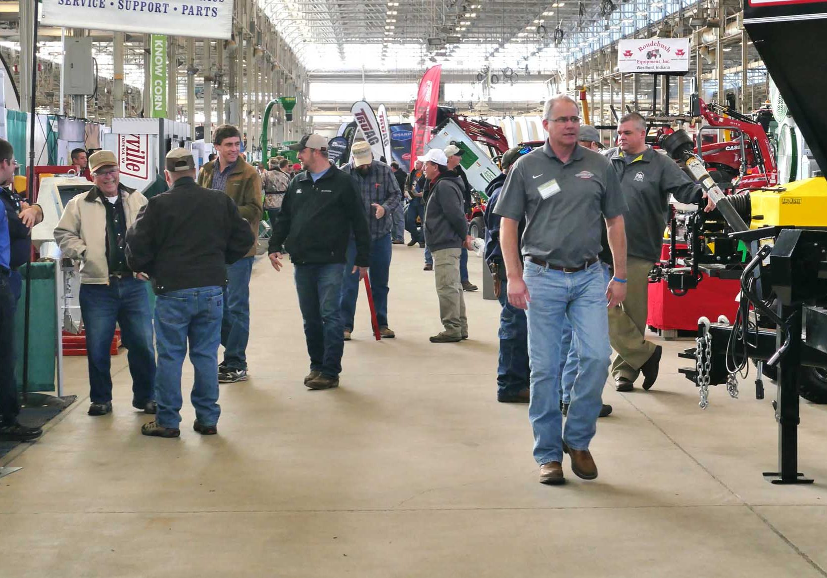 Indianapolis Home Show 2020.Indiana Farm Show Indiana Farm Equipment And Technology Expo